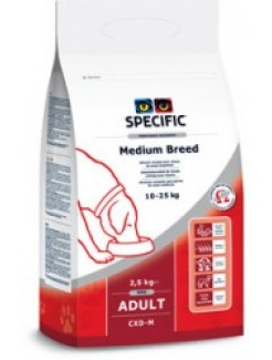SPECIFIC CXD-M Adult Medium Breed (10-25kg)