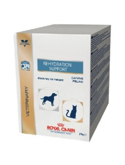 Royal Canin Vet Diet Cat/Dog Rehydration Support 15x29 g