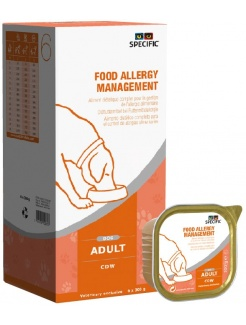SPECIFIC CDW Food Allergy Management, 6x300 g