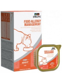 SPECIFIC FDW Food Allergy Management, 7x100 g