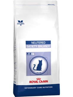 Royal Canin VET Care Cat Neutered Satiety Balance