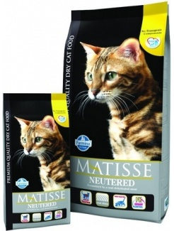 Farmina MATISSE cat Neutered