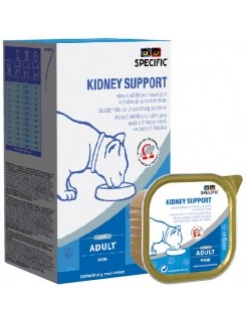 SPECIFIC FKW Kidney Support, 7x100 g