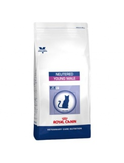 Royal Canin VET Care Cat Nutrition Neutered Young Male