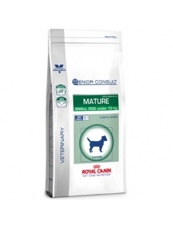 Royal Canin Veterinary Care Dog Senior Consult Mature Small