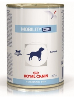 Royal Canin Vet Diet Dog Mobility C2P+ konzerva 400 g