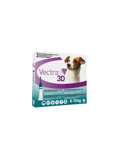 VECTRA 3D spot-on (4-10 kg)