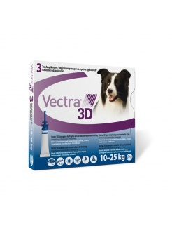 VECTRA 3D spot-on (10-25 kg)