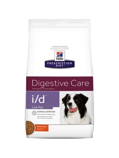 HILLS Diet Canine i/d Low Fat Dry 1,5 kg