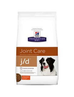 HILLS Diet Canine j/d Dry