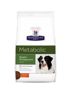 HILLS Diet Canine Metabolic Dry