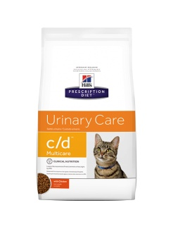 HILLS Diet Feline c/d Multicare Chicken Dry