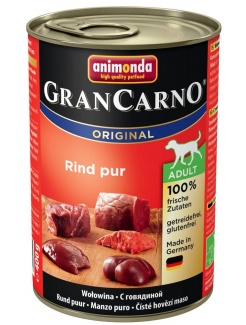 Animonda GRANCARNO® dog adult hovädzie