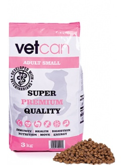 Vetcan Adult Small Breed 3 kg