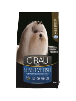 Farmina MO SP CIBAU dog adult sensitive fish mini