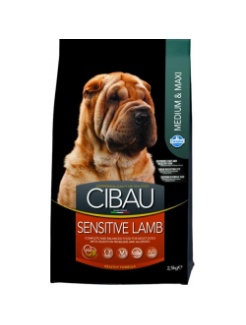Farmina MO SP CIBAU dog adult sensitive lamb medium & maxi