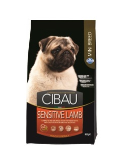 Farmina MO SP CIBAU dog adult sensitive lamb mini