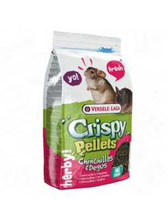 VERSELE-LAGA Crispy Pellets Chinchillas  & Degus