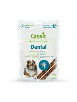 Pamlsok Canvit Health Care dog Dental Snack 200 g