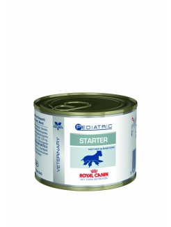 ROYAL CANIN VET CARE PEDIATRIC starter konzerva 195g
