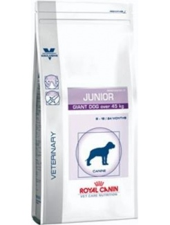 Royal canin VET Care Junior Giant Dog 14 kg