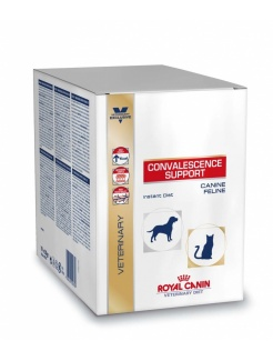 Royal Canin Vet Diet Convalescence Support Instant Dog/Cat 10x50g