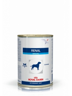 Royal Canin Dog Renal Special konzerva 410 g
