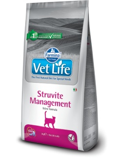 Farmina Vet Life cat Struvite Management