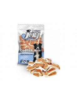 CALIBRA Joy DOG Classic Chicken & Cod Sushi 80g