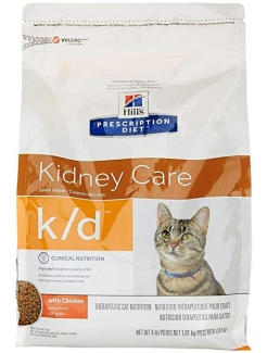 HILLS Diet Feline k/d Early Stage Dry