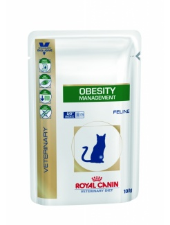 Royal Canin Vet Diet Wet Cat Obesity 12 x 100g
