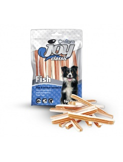 CALIBRA Joy DOG Classic Chicken & Fish Sandwich 80g