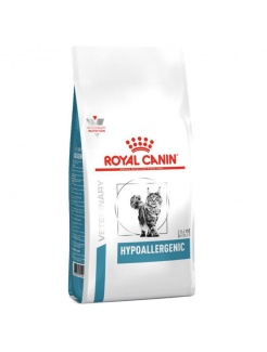 Royal Canin Vet Diet Cat Hypoallergenic