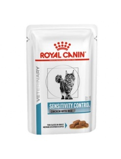 Royal Canin Cat Sensitivity Control Chicken 12 x 85 g