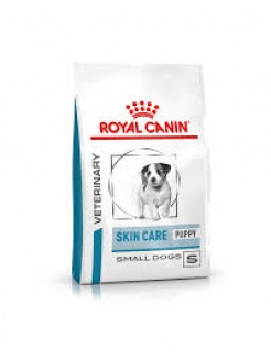 ROYAL CANIN Dog skin care puppy small dog 2kg