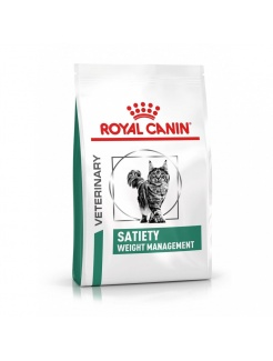 Royal Canin Vet Diet Cat Satiety
