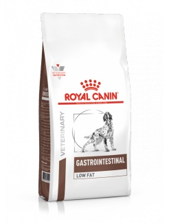 Royal Canin Vet Diet Dog Gastrointestinal Low Fat