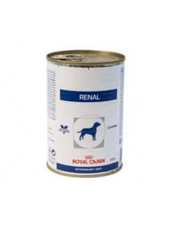 Royal Canin Dog Renal konzerva 410 g