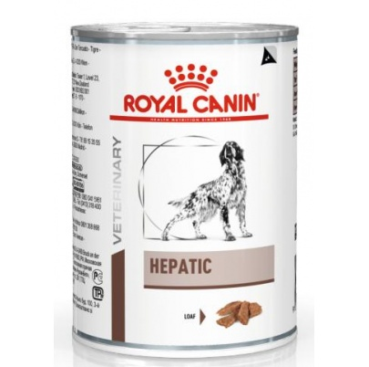 Royal Canin Dog Hepatic konzerva 420 g