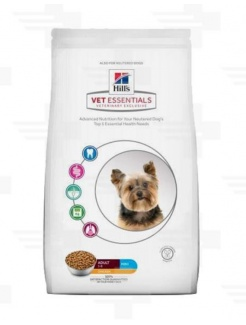 HILLS VE Canine Adult Mini Chicken 2 kg