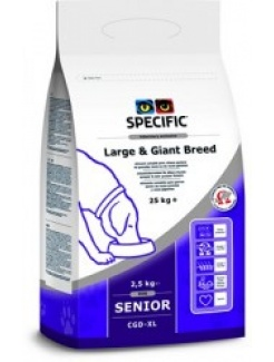 SPECIFIC CGD-XL Senior Large & Giant Breed (> 25 kg), 14 kg