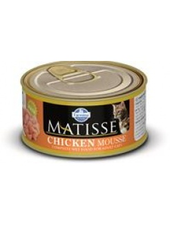 Farmina MATISSE cat Chicken pena konzerva 85 g